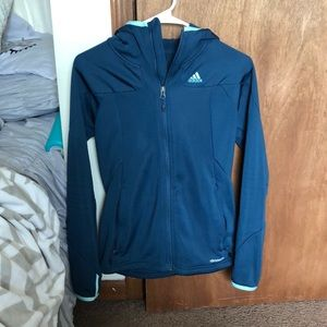 Jackets & Blazers - Adidas thermal zip up!